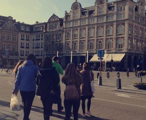 Godedemorgen fra Antwerpen!
