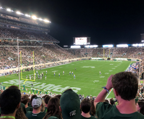 Hello from East Lansing!